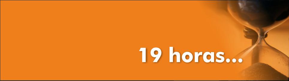 ¡18 horas, ya! Basta de amaños en la recuperación de nuestro horario semanal