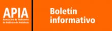 Boletín provincial - abril de 2016