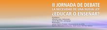 II Jornada de debate en Sevilla