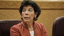La Fiscalía investiga a Isabel Celaá por forzar la ley para dejar pasar de curso sin límite de suspensos