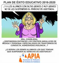 Plan de Éxito Educativo de Andalucía
