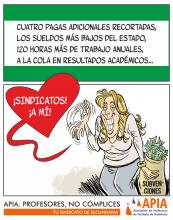 Los sindicatos y la Administración andaluza