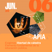 La libertad de cátedra es fundamental para la educación pública