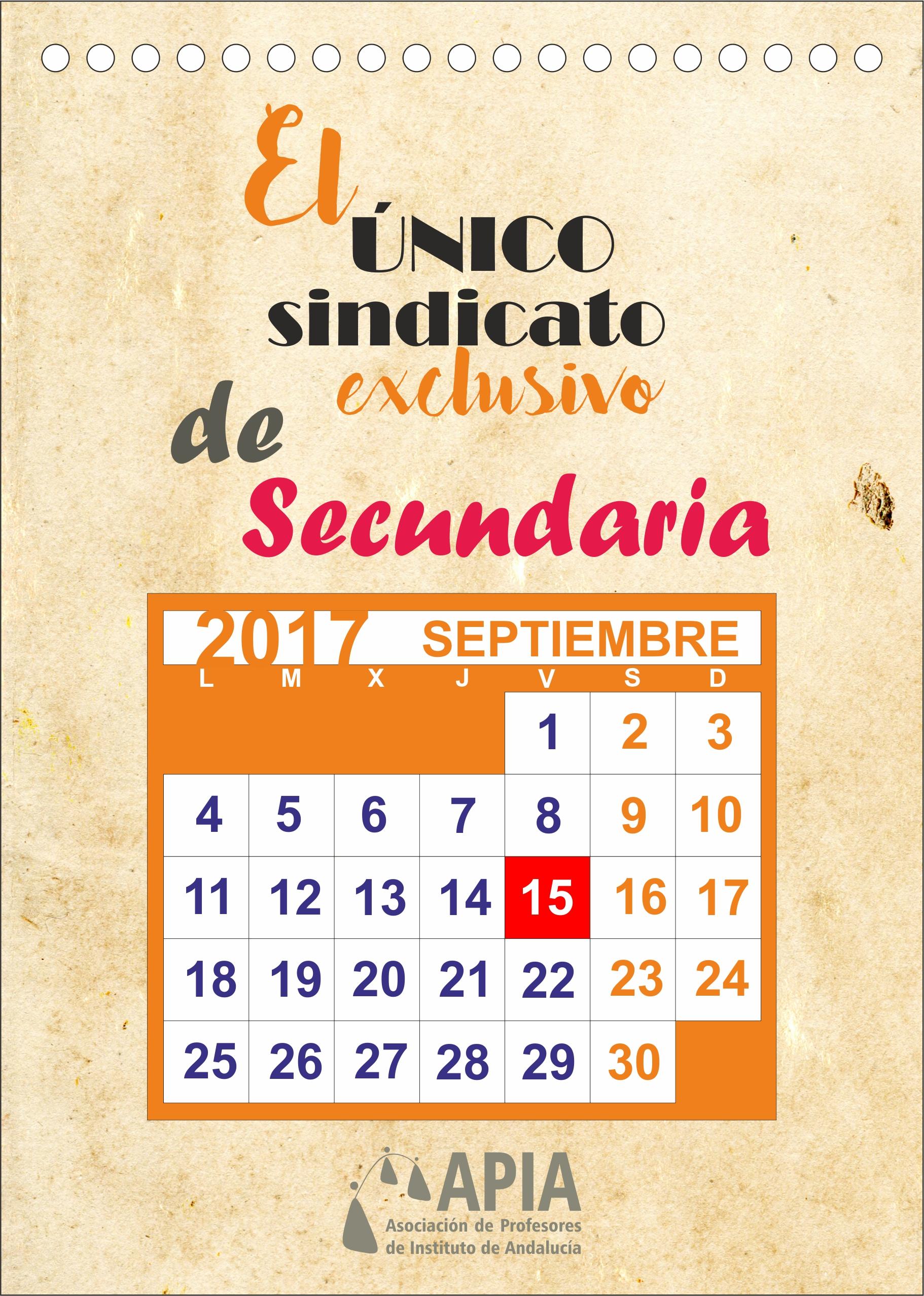 Septiembre 2017
